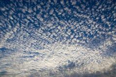 cloudscape Arkivbild