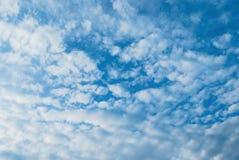 cloudscape Zdjęcie Stock
