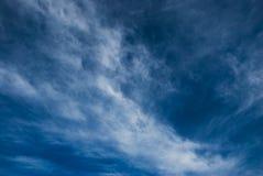Cloudscape Royalty-vrije Stock Fotografie