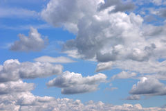 Cloudscape Image stock