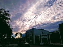 1 cloudscape arkivbilder