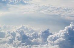 Cloudscape стоковое фото