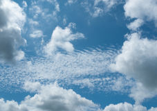 Cloudscape Stockbilder