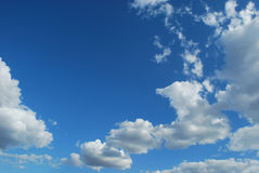 Cloudscape Immagine Stock