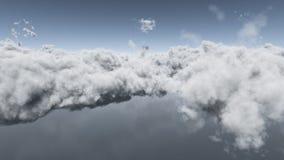 Cloudscape 2 Fotos de archivo