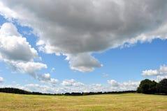 Cloudscape Stockfoto