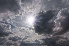 Cloudscape Stock Photography