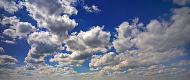 Cloudscape Image libre de droits