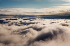 Cloudscape Стоковые Изображения