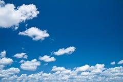 cloudscape Royaltyfria Bilder