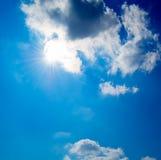 Cloudscape foto de archivo