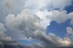 Cloudscape 4 Imagenes de archivo