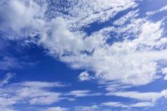 cloudscape Photographie stock