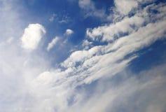 Cloudscape fotografia de stock royalty free