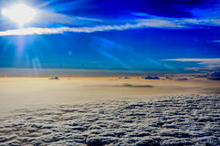 cloudscape Image stock