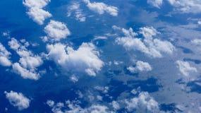 Cloudscape Fotografía de archivo