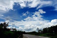 Cloudscape Стоковая Фотография RF
