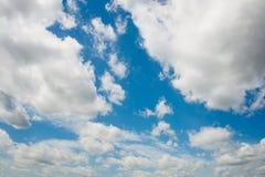 Cloudscape fotografía de archivo libre de regalías
