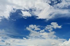 Cloudscape Fotos de Stock