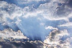 Cloudscape Foto de archivo libre de regalías