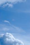 Cloudscape Fotos de archivo libres de regalías