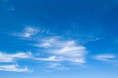 Cloudscape Lizenzfreies Stockbild
