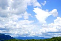 cloudscape Images libres de droits