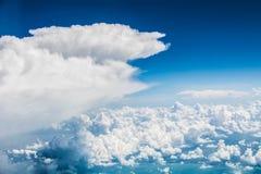 Cloudscape Imagenes de archivo