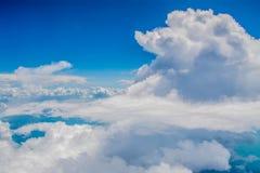 Cloudscape Imagen de archivo libre de regalías