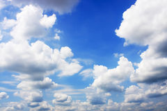 Cloudscape Stock Image