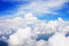 cloudscape 免版税库存照片
