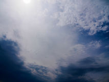 cloudscape zdjęcia royalty free