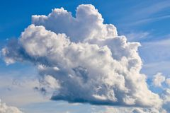 cloudscape Stockbilder