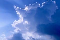 cloudscape Obrazy Royalty Free