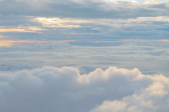 cloudscape Lizenzfreie Stockfotos