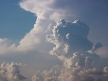 cloudscape photo stock
