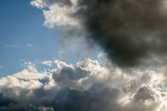 Cloudscape Imágenes de archivo libres de regalías