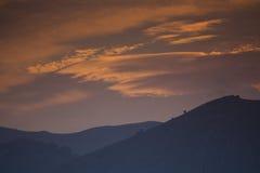 Cloudscape Στοκ Εικόνες