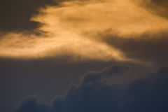 Cloudscape Foto de Stock Royalty Free