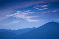 Cloudscape Στοκ Φωτογραφία