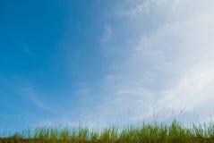 Cloudscape Background Stock Photo