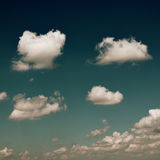 Cloudscape. Royalty Free Stock Photo