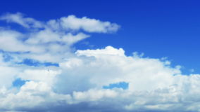 Cloudscape chodzenie zbiory wideo
