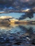 Cloudscape de Beautyful photographie stock libre de droits
