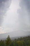 Cloudscape de tonnerre Images libres de droits