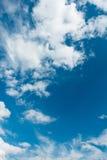 Cloudscape di luminoso Immagine Stock Libera da Diritti