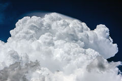 Cloudscape dramático Fotografia de Stock Royalty Free