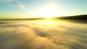 Cloudscape stock footage