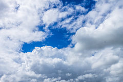 Cloudscape Royalty Free Stock Photography