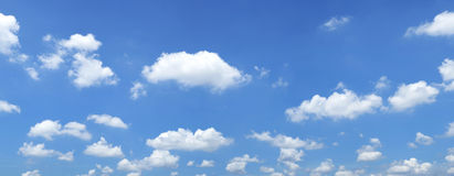 Cloudscape. Image of cloudscape, summer in Thailand Stock Photography
